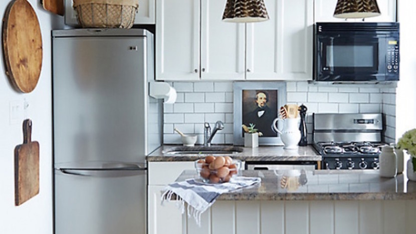 Spunti per arredare una cucina piccola house selection for Arredare la cucina piccola