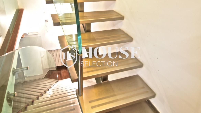 Vendita loft Porta Venezia, Repubblica, via San Gregorio, luminoso, piscina, ristrutturato, Milano 9