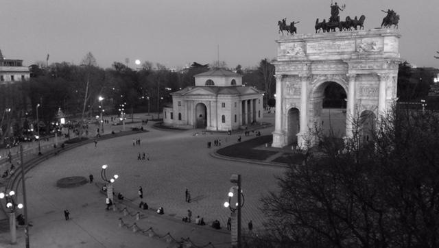 Vista Piazza Sempione