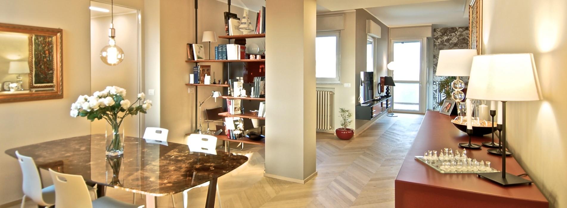 Vendita attico con terrazzo San Felice