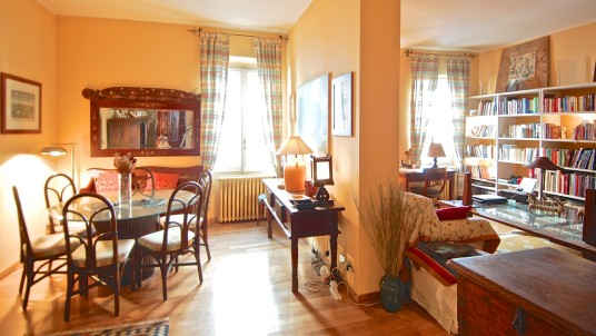 Vendita attico con terrazzo Corso Magenta