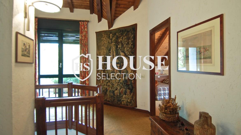 Vendita villa Sesto Calende, lago Maggiore, parco naturale 10