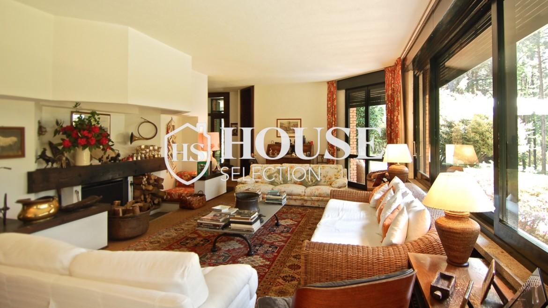 Vendita villa Sesto Calende, lago Maggiore, parco naturale 20
