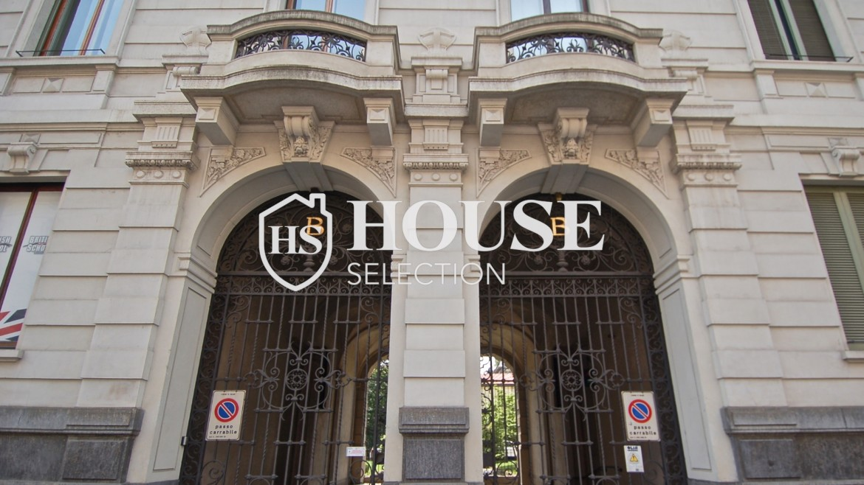 Affitto appartamenti Pagano, mm metropolitana, Mascheroni, stabile epoca, signorile, posto auto, Milano 12