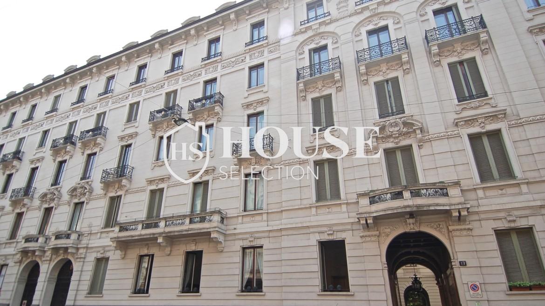 Affitto appartamenti Pagano, mm metropolitana, Mascheroni, stabile epoca, signorile, posto auto, Milano 7