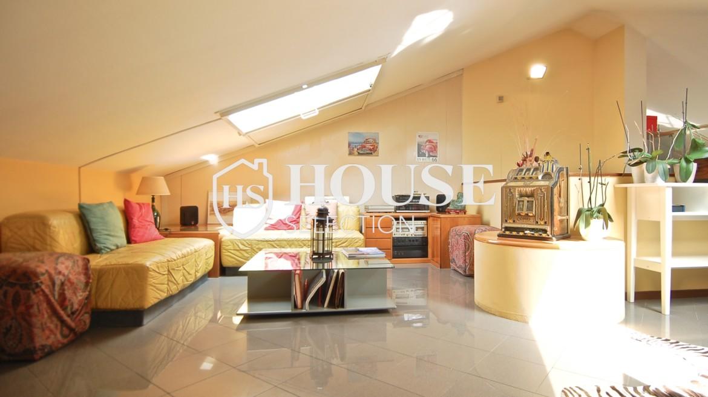 Vendita attico con terrazzo via Palmieri, ristrutturato, stabile signorile, ascensore, box auto, Milano 4