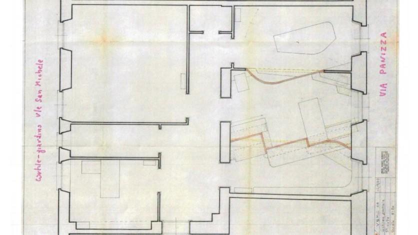 planimetria San Michele del Carso copia