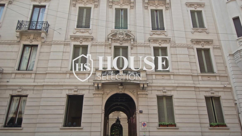 Affitto appartamenti Pagano, mm metropolitana, Mascheroni, stabile epoca, signorile, posto auto, Milano 11