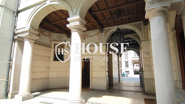 Affitto appartamenti Pagano, mm metropolitana, Mascheroni, stabile epoca, signorile, posto auto, Milano 4