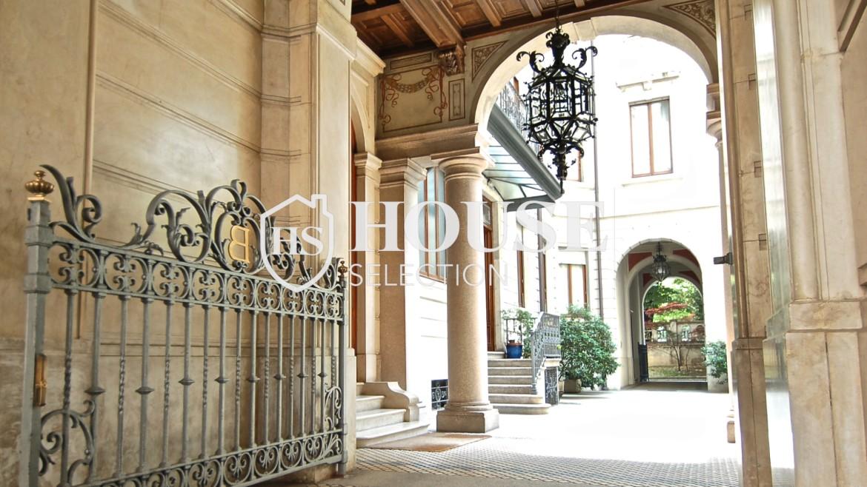 Affitto appartamenti Pagano, mm metropolitana, Mascheroni, stabile epoca, signorile, posto auto, Milano 9