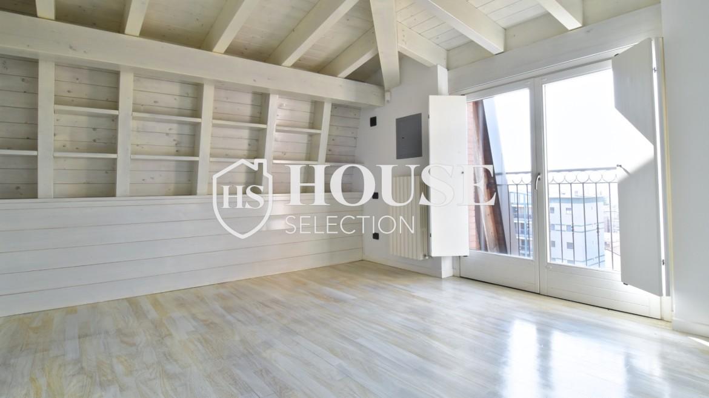 Vendita attico con terrazzo San Siro, recente costruzione, ristrutturato, ultimo piano, ascensore, Milano 13