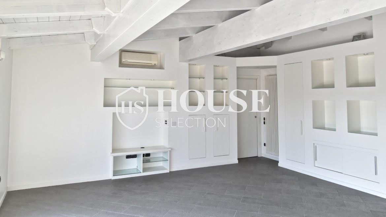 Vendita attico con terrazzo San Siro, recente costruzione, ristrutturato, ultimo piano, ascensore, Milano 6