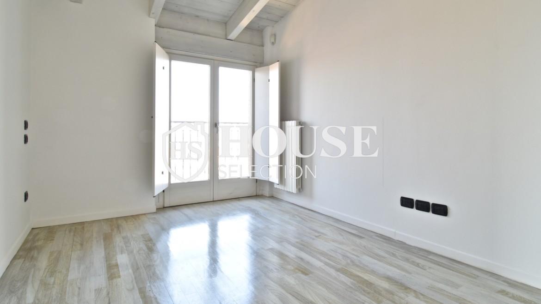 Vendita attico con terrazzo San Siro, recente costruzione, ristrutturato, ultimo piano, ascensore, Milano 7