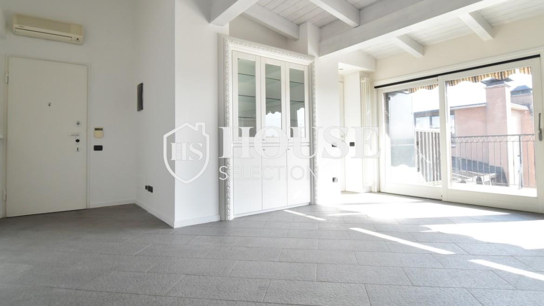 Vendita attico con terrazzo San Siro, recente costruzione, ristrutturato, ultimo piano, ascensore, Milano 8