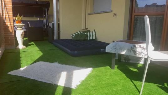 Vendita bilocale con terrazzo, Milano