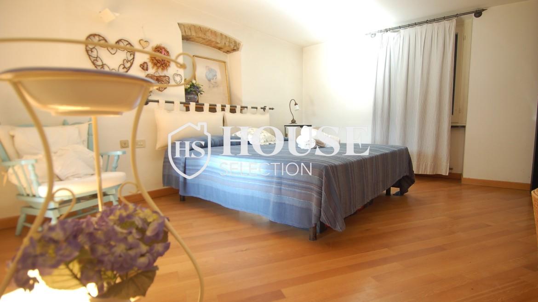Vendita villa con piscina Rapallo, golf Tigullio 10