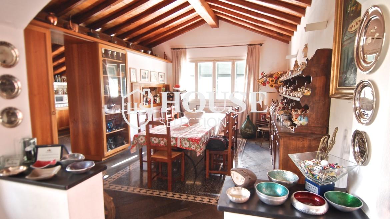 Vendita villa con piscina Rapallo, golf Tigullio 15