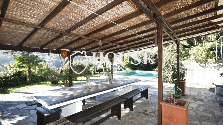 Vendita villa con piscina Rapallo, golf Tigullio 6