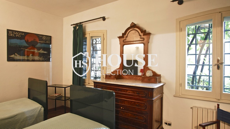 Vendita villa con piscina Rapallo, golf Tigullio 9