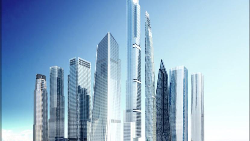 New York -Tutto un altro skyline