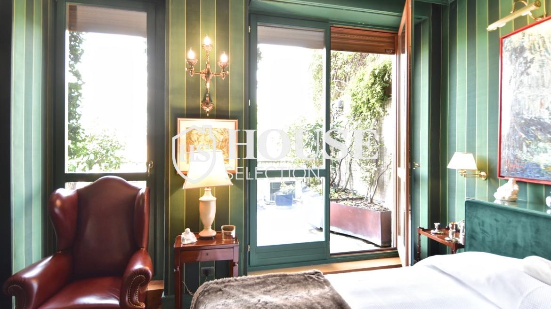Affitto appartamento con terrazzo Brera, San Simpliciano, corso Garibaldi, luminoso, ristrutturato, box auto, centro Milano 10