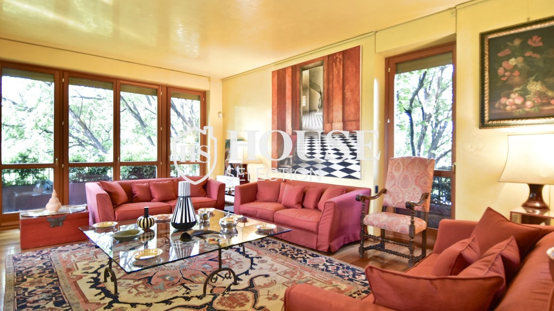Affitto appartamento con terrazzo Brera, San Simpliciano, corso Garibaldi, luminoso, ristrutturato, box auto, centro Milano 14