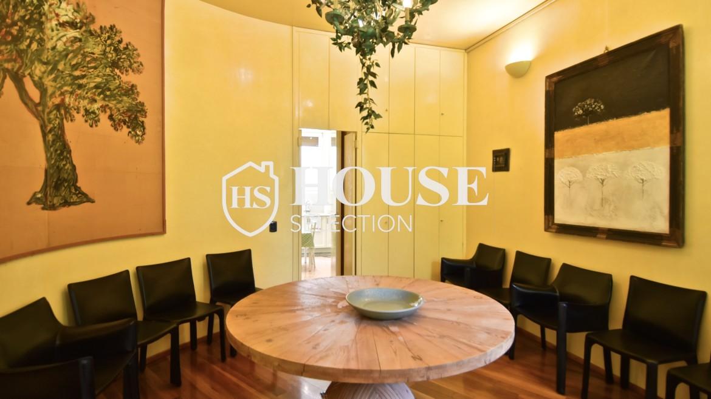 Affitto appartamento con terrazzo Brera, San Simpliciano, corso Garibaldi, luminoso, ristrutturato, box auto, centro Milano 19