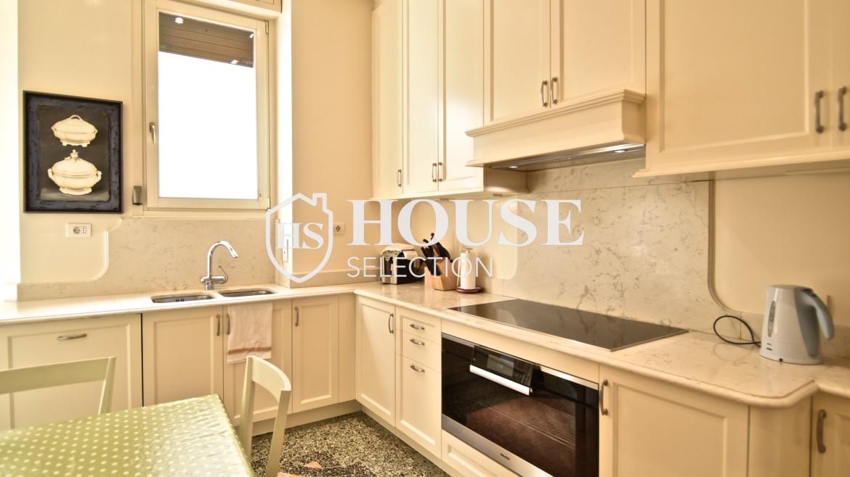 Affitto appartamento con terrazzo Brera, San Simpliciano, corso Garibaldi, luminoso, ristrutturato, box auto, centro Milano 21