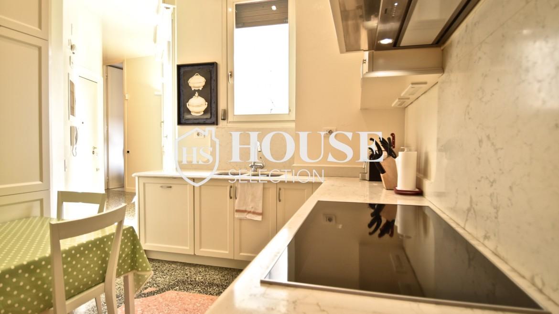 Affitto appartamento con terrazzo Brera, San Simpliciano, corso Garibaldi, luminoso, ristrutturato, box auto, centro Milano 22