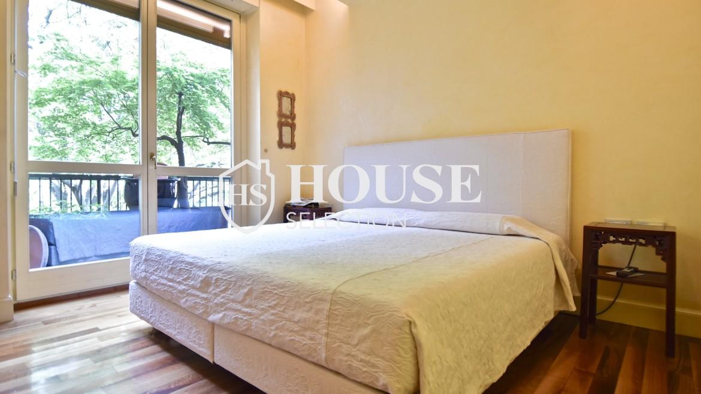 Affitto appartamento con terrazzo Brera, San Simpliciano, corso Garibaldi, luminoso, ristrutturato, box auto, centro Milano 23