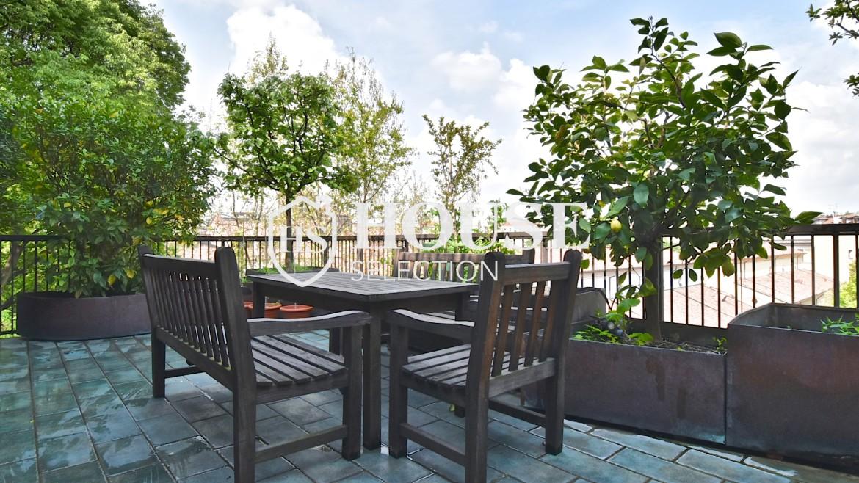 Affitto appartamento con terrazzo Brera, San Simpliciano, corso Garibaldi, luminoso, ristrutturato, box auto, centro Milano 5