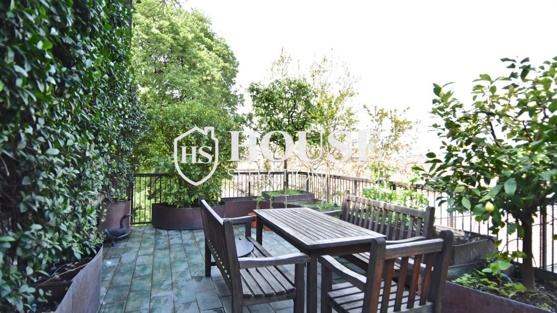 Affitto appartamento con terrazzo Brera, San Simpliciano, corso Garibaldi, luminoso, ristrutturato, box auto, centro Milano 6