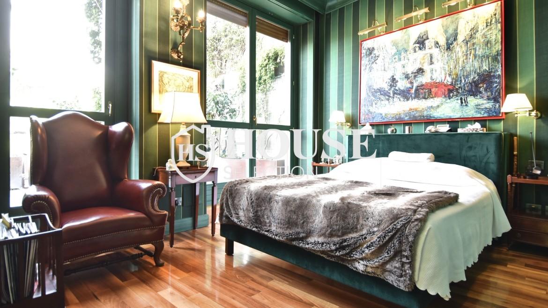 Affitto appartamento con terrazzo Brera, San Simpliciano, corso Garibaldi, luminoso, ristrutturato, box auto, centro Milano 7