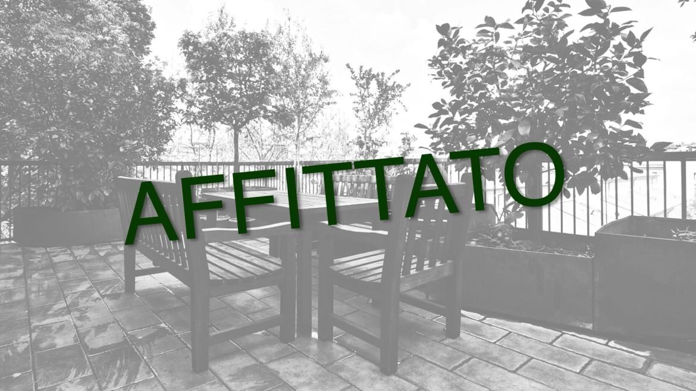 Affitto appartamento con terrazzo Brera, San Simpliciano, corso Garibaldi, luminoso, ristrutturato, box auto, centro Milano affittato