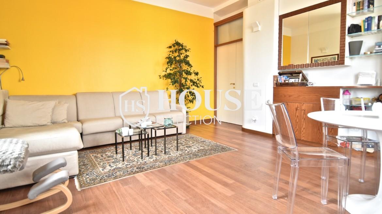 Affitto bilocale Moscova, Arena, piazza lega Lombarda, piano alto, ristrutturato, arredato, centro Milano 4