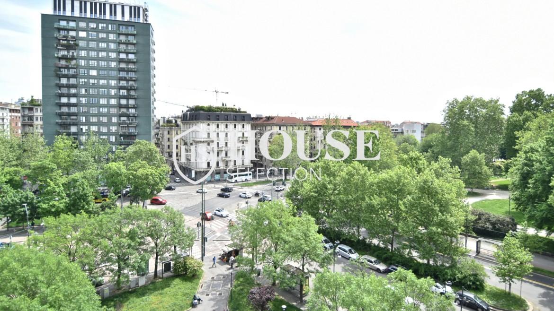 Affitto bilocale Moscova, Arena, piazza lega Lombarda, piano alto, ristrutturato, arredato, centro Milano 5