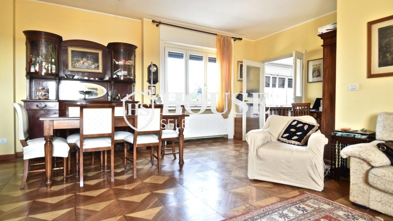 Vendita attico con terrazzo Corso Garibaldi, Moscova, ultimo piano, panoramico, luminoso, da ristrutturare, centro Milano 19