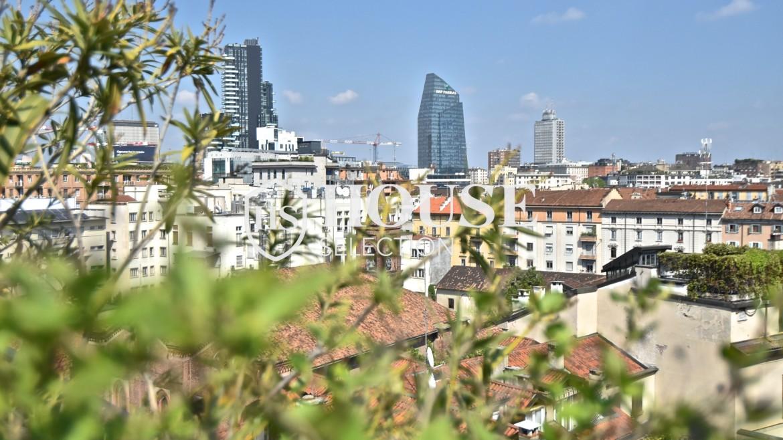 Vendita attico con terrazzo Corso Garibaldi, Moscova, ultimo piano, panoramico, luminoso, da ristrutturare, centro Milano 4