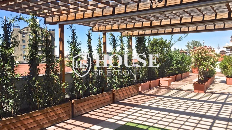 Affitto attico con terrazzo via Dante | House Selection 1