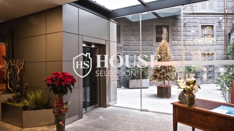 Affitto attico con terrazzo via Dante | House Selection 2