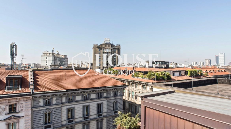 Affitto attico con terrazzo via Dante | House Selection 4
