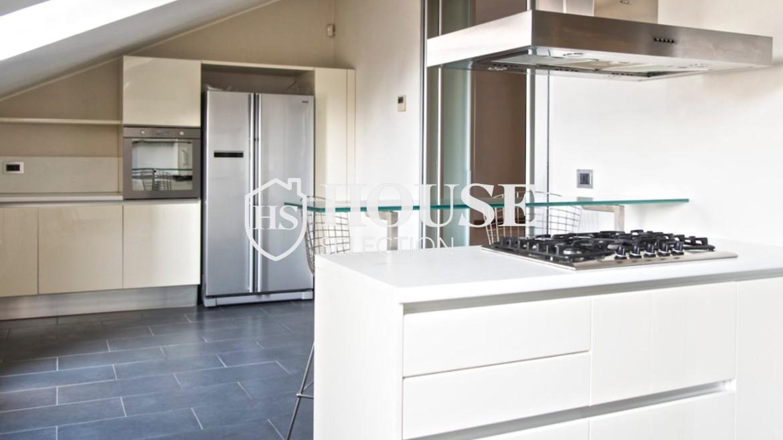 Affitto attico con terrazzo via Dante | House Selection 6