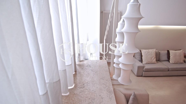 Vendita appartamento Navigli, via Vigevano, loft, luminoso, ristrutturato, stabile d'epoca, storico, Milano 10