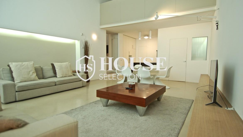 Vendita appartamento Navigli, via Vigevano, loft, luminoso, ristrutturato, stabile d'epoca, storico, Milano 8