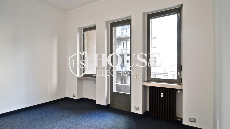 Affitto ufficio parco Palestro, locazione, Repubblica, Turati, via Manin, via Tarchetti, luminoso, ristrutturato, centro Milano 10