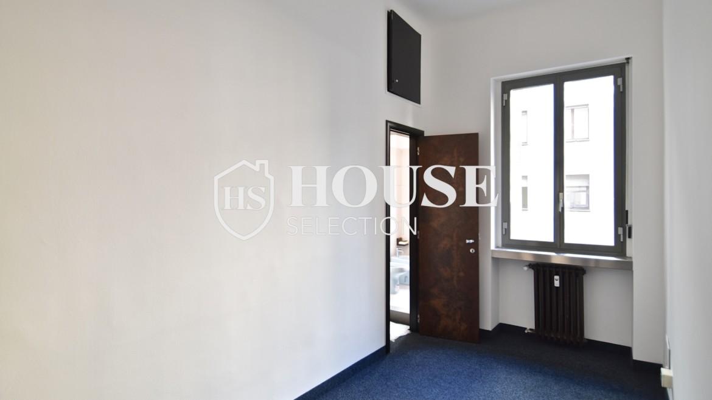 Affitto ufficio parco Palestro, locazione, Repubblica, Turati, via Manin, via Tarchetti, luminoso, ristrutturato, centro Milano 14