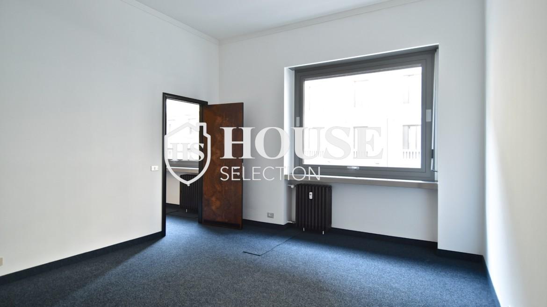 Affitto ufficio parco Palestro, locazione, Repubblica, Turati, via Manin, via Tarchetti, luminoso, ristrutturato, centro Milano 16