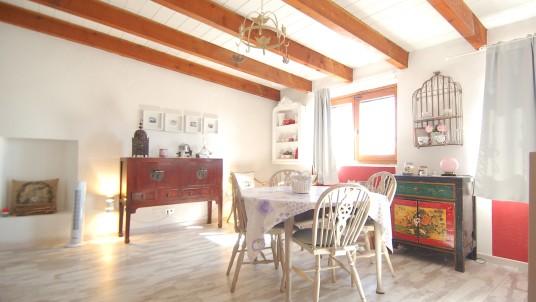 Affitto attico bilocale Via Torino