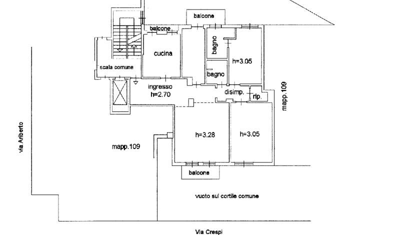 Planimetria per Pub