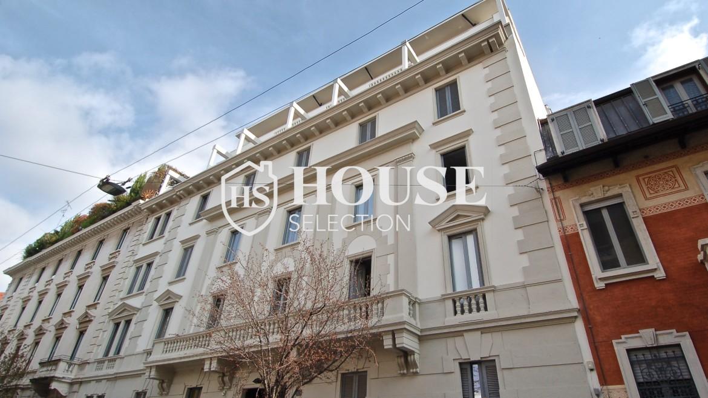 Vendita ampio tre locali via Mameli, Indipendenza, ristrutturato, luminoso, epoca, centro Milano 2